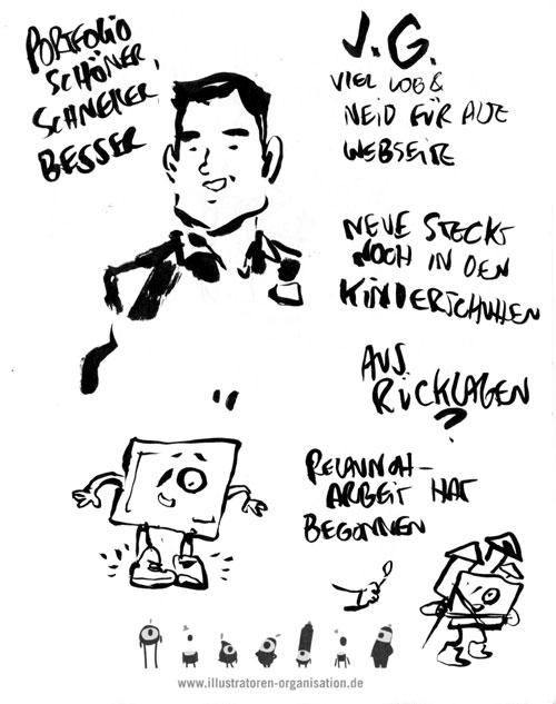 Jürgen Gawron - © Till Laßmann